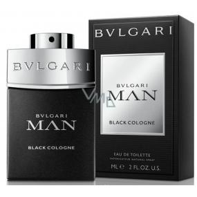 Bvlgari Man Black Cologne toaletní voda 5 ml, miniatura
