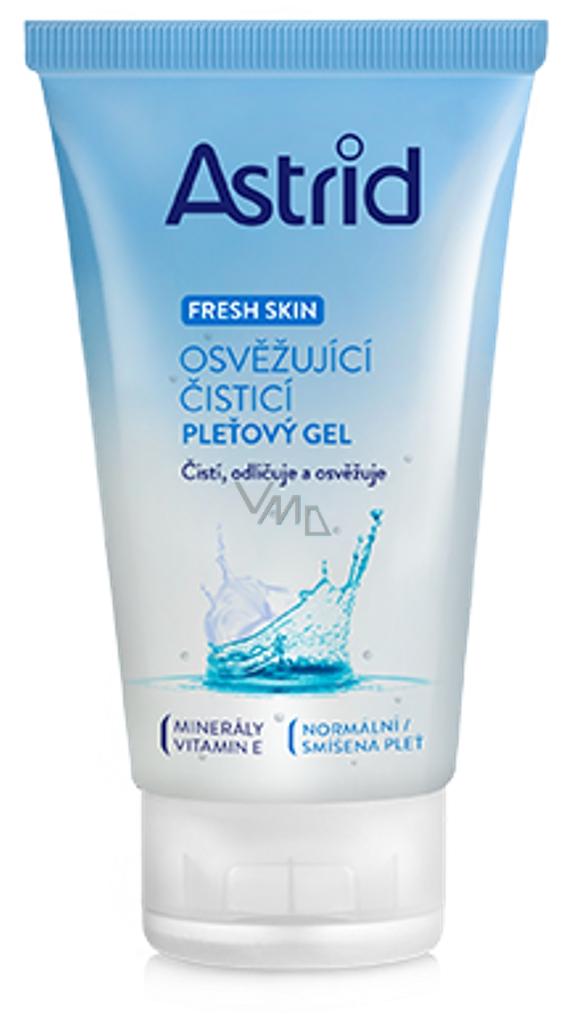 Astrid Fresh Skin Osvěžující čisticí pleťový gel 150 ml