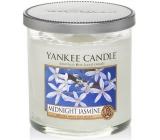 Yankee Candle Midnight Jasmine - Půlnoční jasmín vonná svíčka Décor malá 198 g