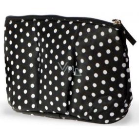 Diva & Nice Polka Dot 2 kosmetická kabelka 17,5 x 10,5 x 5,5 cm