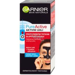 Garnier PureActive slupovací maska proti černým tečkám 50 ml