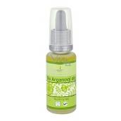 Saloos Bio Arganový pleťový olej lisovaný za studena pro zralou a vysušenou pokožku, na ekzém, lupenku 20 ml