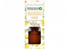 Air Wick Botanica Čerstvý ananas a tuniský rozmarýn vonné tyčinky osvěžovač vzduchu 80 ml
