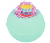 Bomb Cosmetics Šťastný koupelový den - Happy Bath Day Šumivý balistik do koupele 160 g
