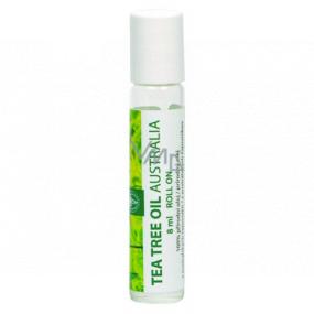 Australian Tea Tree Oil Original 100% čistý přírodní olej z australských čajovníků roll-on 8 ml