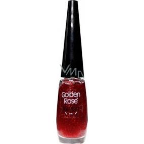 Golden Rose Nail Art zdobící lak na nehty odstín 124 7,5 ml