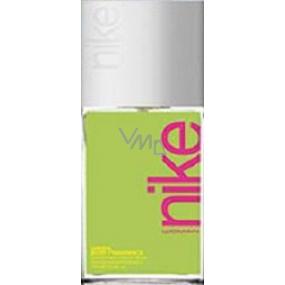 Nike Green Woman parfémovaný deodorant sklo pro ženy 75 ml