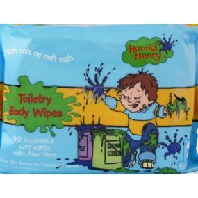 Horrid Henry Vlhčené ubrousky pro děti 90 kusů