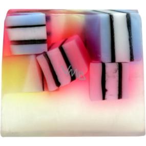 Bomb Cosmetics Lékořice - Candy Box Přírodní glycerinové mýdlo 100 g
