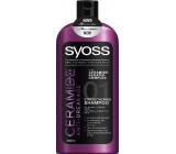 Syoss Ceramide Complex šampon pro slabé a křehké vlasy 500 ml
