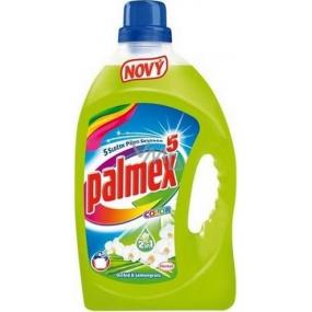 Palmex 5 Orchid & Lemongrass Color gel tekutý prací prostředek 20 dávek 1,460 l