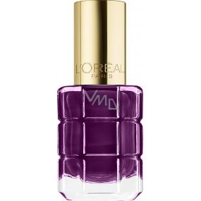 Loreal Paris Color Riche Le Vernis A L Huile lak na nehty 332 Violet Vendome 13,5 ml