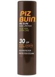 Piz Buin Moisturing Lipstick balzám na rty SPF30 4,9 g