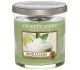 Yankee Candle Vanilla Lime - Vanilka s limetkou vonná svíčka Décor malá 198 g