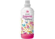 Laguna Květinová koncentrovaná aviváž s vůní květů růže a jasmínu doplněnou tóny santalového dřeva 28 dávek 1 l