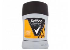 Rexona Men WorkOut Hi-Impac tuhý antiperspirant deodorant stick s 48hodinovým účinkem pro muže 50 ml