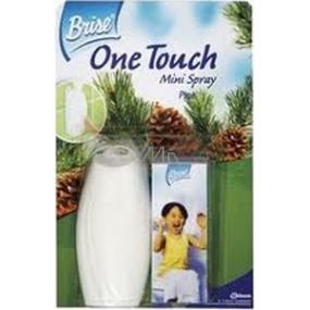 Brise One Touch Pine mini sprej komplet osvěžovač vzduchu 10 ml