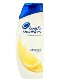 Head & Shoulders Citrus Fresh proti lupům šampon pro mastné vlasy 400 ml