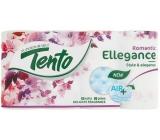 Tento Ellegance Romantic parfémovaný toaletní papír 3 vrstvý 150 útržků 8 kusů