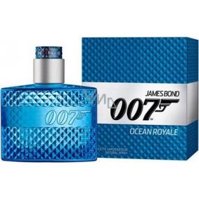 James Bond 007 Ocean Royale toaletní voda pro muže 50 ml