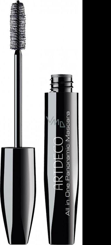 Artdeco All in One Panoramic Mascara řasenka 01 Black 10 ml