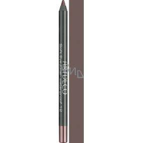 Artdeco Soft Eye Liner Waterproof voděodolná konturovací tužka na oči 12 Warm Dark Brown 1,2 g