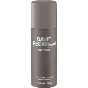 David Beckham Beyond deodorant sprej pro muže 150 ml