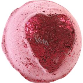 Bomb Cosmetics Smyslnost - Bedazzled Šumivý balistik do koupele 160 g