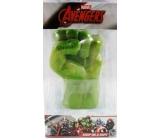Marvel Avengers 3D toaletní mýdlo s provázkem pro děti 180 g