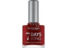 Deborah Milano 7 Days Long Nail Enamel lak na nehty 161 11 ml