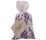 Bohemia Gifts Lavender sůl do koupele v plátěném sáčku 150 g
