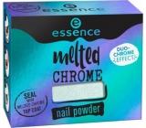 Essence Melted Chrome Nail Powder pigment na nehty 02 All Eyes on Me 1 g
