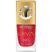 Revers Diva Gel Effect gelový lak na nehty 008 12 ml