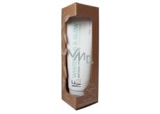 The Natural Family Co. Whitening a Glow Bio přírodní zubní pasta 100 g