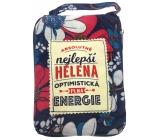 Albi Skládací taška na zip do kabelky se jménem Helena 42 x 41 x 11 cm