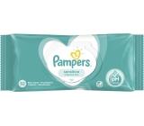 Pampers Sensitive vlhčené ubrousky pro děti 52 kusů