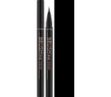 Catrice Brush Ink Tattoo Liner voděodolné oční linky 010 Black Waterproof 1 ml