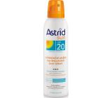 Astrid Sun Easy OF20 hydratační mléko na opalování sprej 150 ml