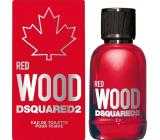 Dsquared2 Red Wood toaletní voda pro ženy 5 ml, Miniatura