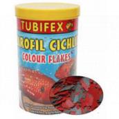 Tubifex Karofil Cichlid plnohodnotné krmivo pro ryby 125 ml