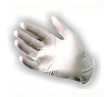 Dona U-R Latexové jednorázové rukavice velikost 7 100 kusů v krabici