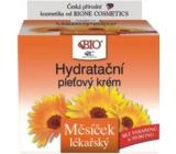 Bione Cosmetics Měsíček lékařský hydratační pleťový krém 51 ml