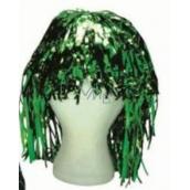 Paruka lametová alu krátká zelená