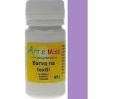 Artemiss Barva na textil 41 fialová 40 g