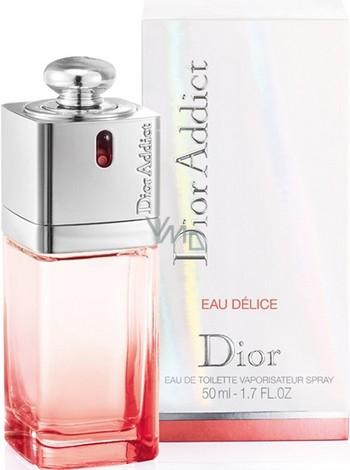 Christian Dior Addict Eau Délice toaletní voda pro ženy 100 ml