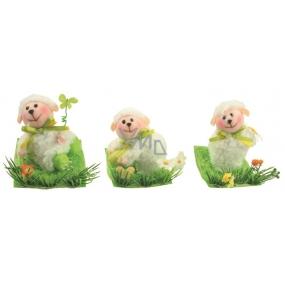 Ovečka v trávě 9 cm