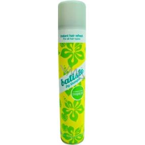 Batiste Tropical suchý šampon na vlasy pro objem a lesk 400 ml