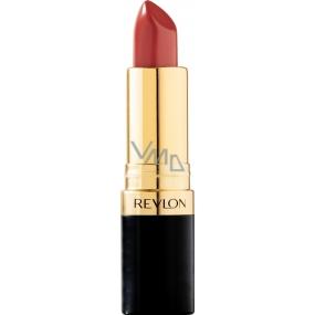 Revlon Superlustrous Lipstick rtěnka 535 Rum Raisin 4,2 g