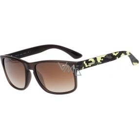 Relax Irabu R2311C hnědé sluneční brýle