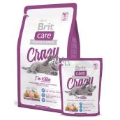 Brit Care Kuře + rýže 1-12 měsíců pro koťata 2 kg Superprémiové hypoalergenní kompletní krmivo